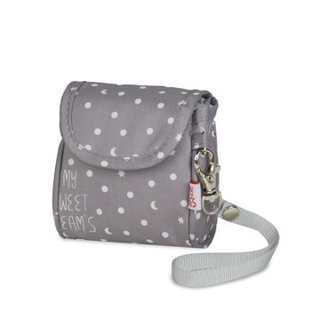 My Bag's, My Sweet Dream's, Torebka na smoczek, Grey-My Bag's