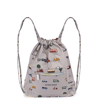 My Bag's, worek - plecak We love travel, XS-My Bag's