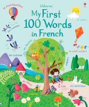My First 100 Words in French-Brooks Felicity