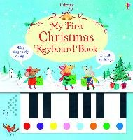 My First Christmas Keyboard Book - Taplin Sam