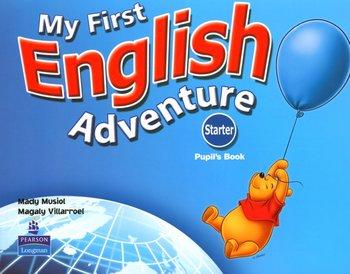 My First English Adventure Starter. Podręcznik z Ćwiczeniami-Musiol Mady, Villarroel Magaly