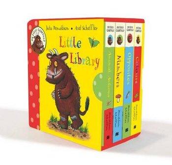 My First Gruffalo Little Library-Donaldson Julia