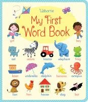 My First Word Book-Brooks Felicity
