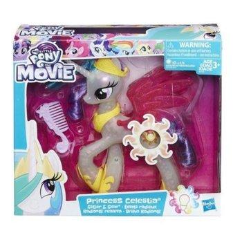 My Little Pony, figurka interaktywna Błyszcząca Księżniczka Celestia-My Little Pony