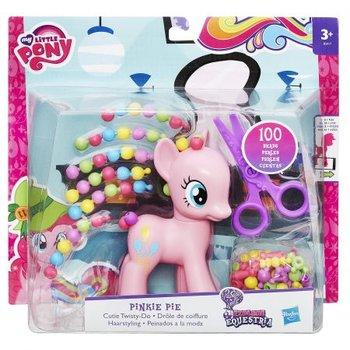 My Little Pony, figurka Szalona fryzura Pinkie Pie-My Little Pony