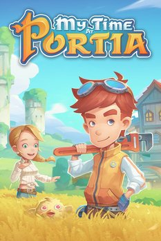 My Time at Portia - Team 17