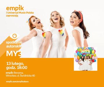 MY3 | Empik Renoma