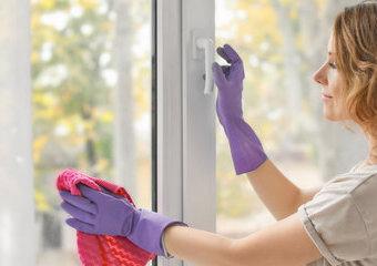 Mycie okien: jak myć okna szybko i bez smug?