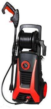 Myjka wysokociśnieniowa z alupompą HECHT, czarno-czerwona-HECHT