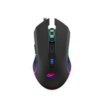 Mysz gamingowa Havit GAMENOTE MS1018 RGB 1000-3200 DPI-Havit