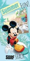 Myszka Miki i Przyjaciele, Ręcznik kąpielowy, 70x140 cm