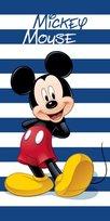 Myszka Miki i Przyjaciele, Ręcznik plażowy, 70x140 cm