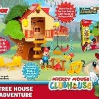 Myszka Miki i Przyjaciele, zestaw Przygoda w domku na drzewie