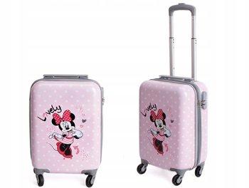 Myszka Minnie, walizka dziecięca-Cogio Kids Italy
