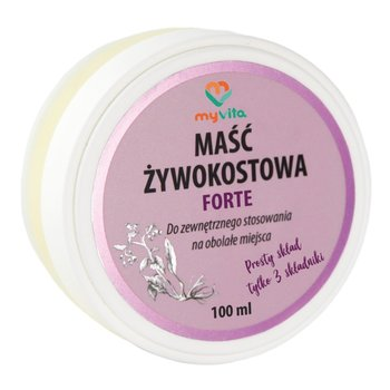 Myvita, maść Żywokostowa Forte, 100 ml-MyVita