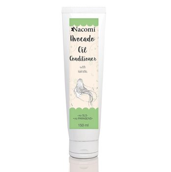 Nacomi, Avocado Oil, odżywka do włosów z keratyną, 150 ml-Nacomi