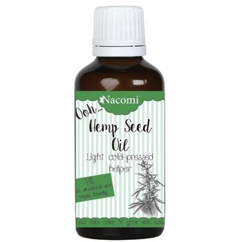 Nacomi, olej z nasion konopi indyjskiej, 50 ml-Nacomi