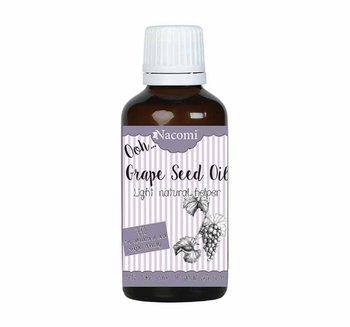 Nacomi, olej z pestek winogron, 50 ml-Nacomi