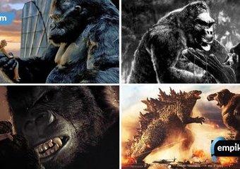 Naczelna bestia – fenomen King Konga