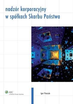 Nadzór korporacyjny w spółkach Skarbu Państwa                      (ebook)