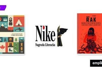 Radek Rak z Nagrodą Literacką Nike
