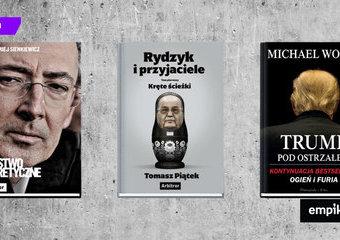 Najbardziej kontrowersyjne książki polityczne