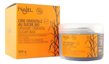 Najel, organiczna pasta cukrowa do depilacji, 250 ml-Najel