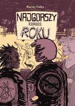 Najgorszy komiks roku-Pałka Maciej