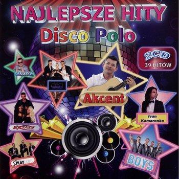 Najlepsze Hity Disco Polo-Various Artists