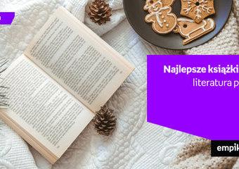 Najlepsze książki 2020 – literatura polska