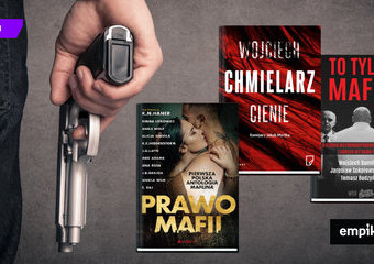 Najlepsze książki o polskiej mafii