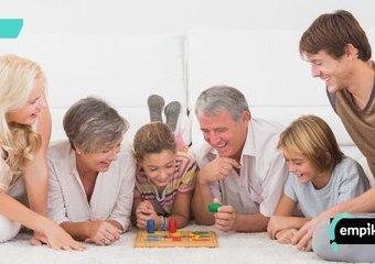 Najlepsze planszowe gry rodzinne