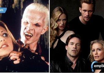 Najlepsze seriale o wampirach. Przeczytaj, co warto obejrzeć!