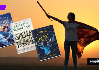 Najlepsze serie książek fantastycznych dla młodzieży