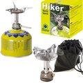 Najlżejsza Kuchenka Turystyczna Na Kartusze Gazowe (Zawór Lub Gwint) Hiker 70Gram 2.4Kw-Meva