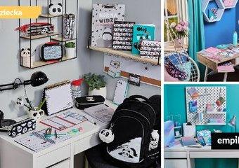 Najmodniejsze plecaki, piórniki i dodatki – poznajcie szkolne kolekcje Empiku