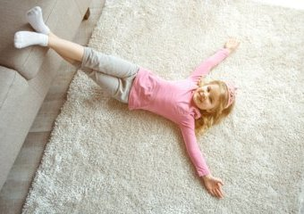 Najpopularniejsze dywany do pokoju dziecka – top 10