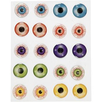 Naklejki 3D, Potworne oczy-Creativ Company A/S