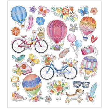 Naklejki, Rowery i balony-Creativ Company A/S