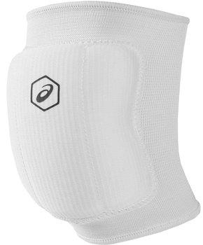 Nakolanniki siatkarskie Asics Basic Kneepad białe 146814 0001 - XL-Asics