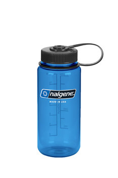 Nalgene, Butelka, WM Slate Loop-Top Closure, niebieski, 500 ml - Nalgene
