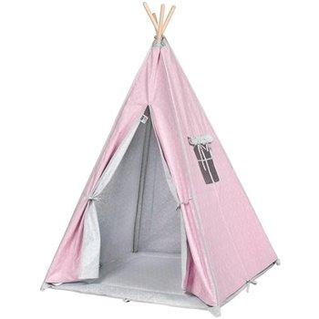 Namiot Tipi, PlayTo, szaro różowy PlayTo | Sklep EMPIK.COM