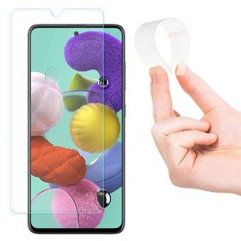 Nano Flexi hybrydowa elastyczna folia szklana szkło hartowane Samsung Galaxy A51-Hurtel