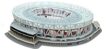Nanostad, puzzle 3D Stadion Wste Ham England-Nanostad