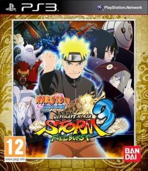 Naruto Shippuden: Ultimate Ninja Storm 3 Full Burst-Namco Bandai Game