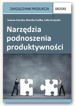 Narzędzia podnoszenia produktywności                      (ebook)