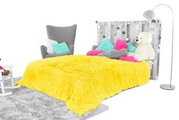 Narzuta Na łóżko Elmo żółta 200x220 Cm Sklep Empikcom