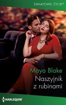Naszyjnik z rubinami-Blake Maya