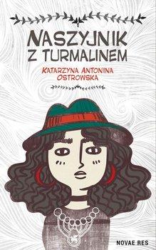 Naszyjnik z turmalinem-Ostrowska Katarzyna