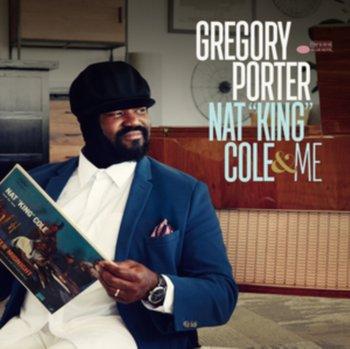 """Nat """"King"""" Cole & Me-Porter Gregory"""